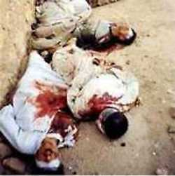 Rebeldes libios perpetran nueva masacre