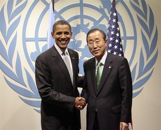 EE.UU. está utilizando la Secretaría General de la ONU para darle un Golpe de Estado al Gobierno libio