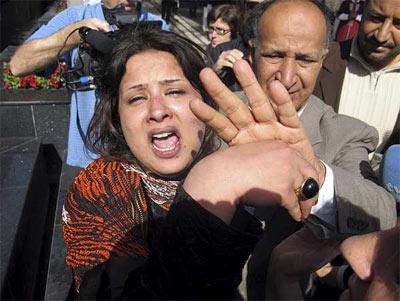 Crítica de teatro: El Teatro Callejero de una libia víctima de violación