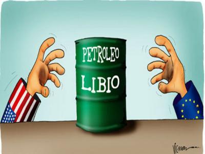 Llega a Libia primer buque petrolero que comercializará sólo con los mercenarios-terroristas