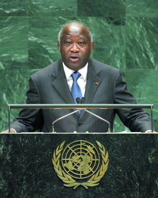 """""""Gbagbo no es un golpista"""""""