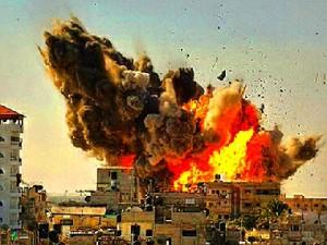 [España] Nuestras fuerzas bombardean las televisiones Libias para acallar cualquier información alternativa sobre la realidad