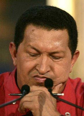 Carta abierta al comandante Hugo Chávez Frías