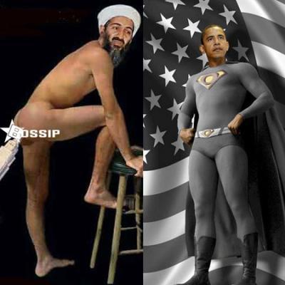 Vaya que son burdos: EE.UU. dice haber asesinado a Osama Bin Laden