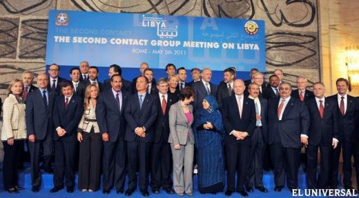 EE.UU. y Europa utilizarán las reservas internacionales de Libia para financiar la guerra