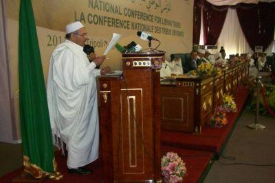 Confederación de tribus propone creación de comisión verificadora de DDHH en Libia
