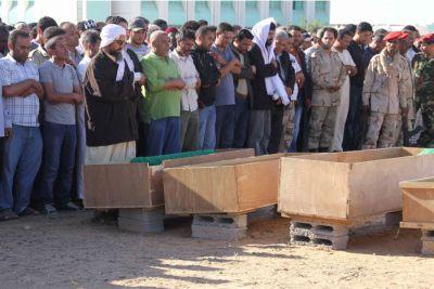 OTAN asegura que no cesarán bombardeos contra Libia pese a muertos civiles