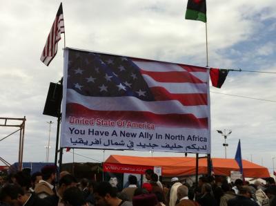 """""""USA, tienes un nuevo aliado en el Norte de África"""""""