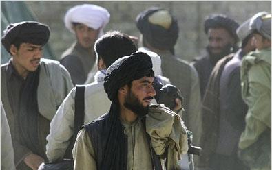Con los talibanes en las montañas de Afganistán