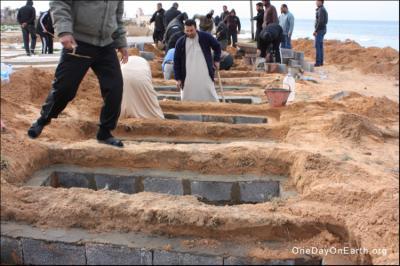 Ataque de la OTAN deja tres muertos y 150 heridos en Libia