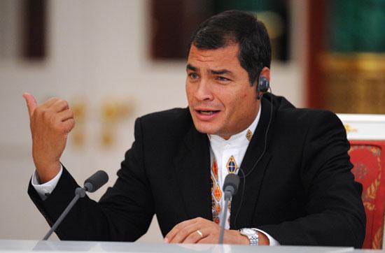 Ecuador rechaza regreso de Honduras a la OEA