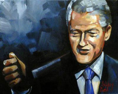 El lapsus linguae freudiano de Bill Clinton sobre la quiebra financiera de EU