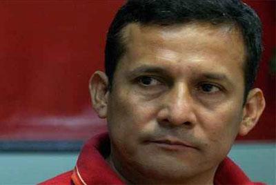 Perú: Ollanta Humala virtual ganador de comicios presidenciales