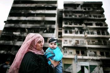 Bombardeos de OTAN deterioran condiciones de vida en Libia