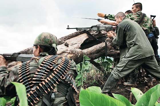 FARC: No hay que dudar de que vamos por el poder