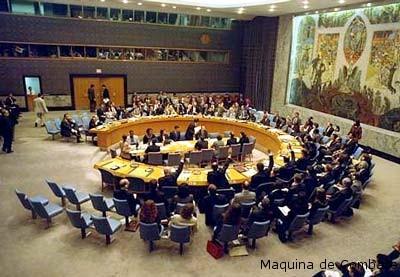 Auguran fuerte choque en Consejo de Seguridad sobre Libia