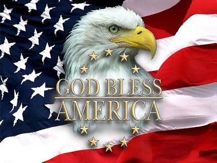 Dios bendiga a EE.UU, a sus bombas y sus crímenes contra la salud