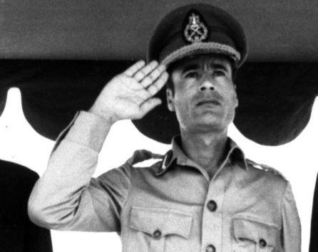 La OTAN será derrotada: Muamar Gadafi