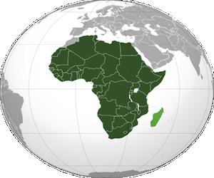 Unión Africana dice en Egipto que no es posible solución en Libia sin Gadafi