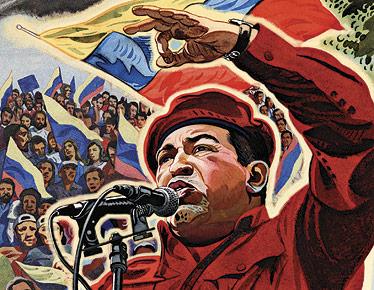 Miradas sobre una década chavista: entrevista al activista político Simón Rodríguez Porras