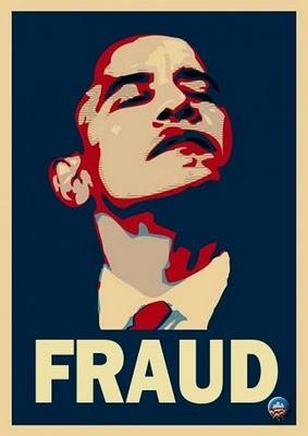 Obama, un fraude en toda regla