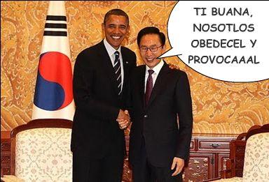 Nueva provocación surcoreana