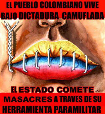 Colombia: Estado garantiza impunidad a paramilitares