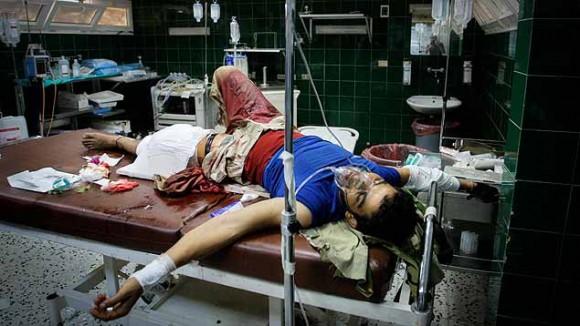Informe actualizado sobre la situación en Trípoli. Más de 2 mil muertos y 4 mil heridos