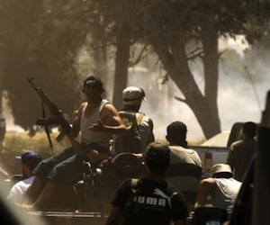 Guerra colonial contra Libia