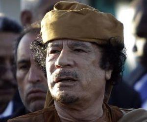Muamar Gadafi está en Libia y con buena salud portavoz