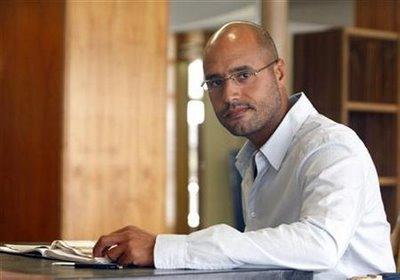 Saif al-Islam Gaddafi: Continuaremos nuestra resistencia