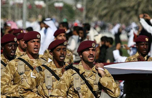 Qatar acepta oficialmente que tiene tropas en Libia