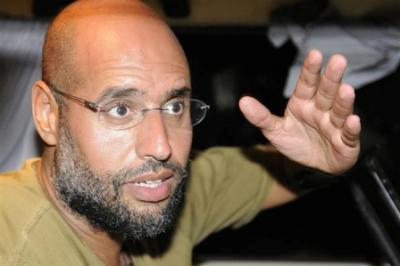 Sin confirmar la detención de Saif al-Islam Gaddafi