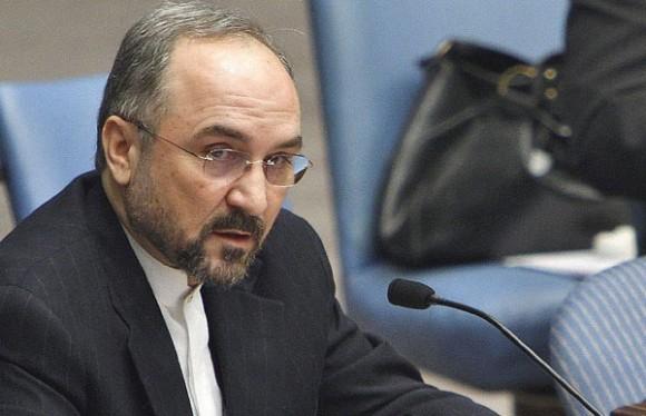 Irán denuncia ante la ONU operaciones encubiertas de EE.UU.