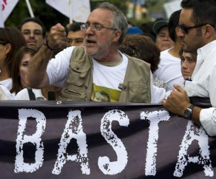 México: Líder del Movimiento por la Paz con Justicia y Dignidad externa su indignación y alarma por asesinatos de activistas