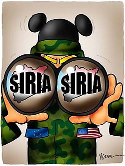 Líderes religiosos sirios rechazan violencia e intromisión extranjera