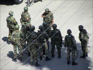 Ejército sirio impone el orden en la periferia de Damasco